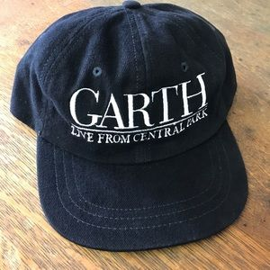 1997 Garth Brooks live from Central Park hat